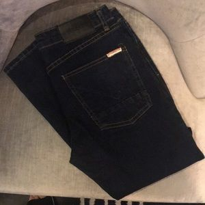 Hudson Boys Dark Blue Jeans